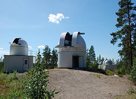 Observatory in Finland